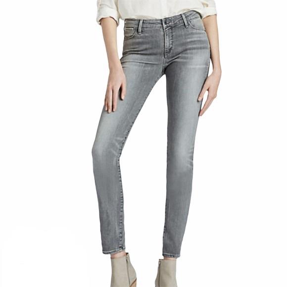 LUCKY BRAND Hayden Skinny Jeans Gray Size 12/31